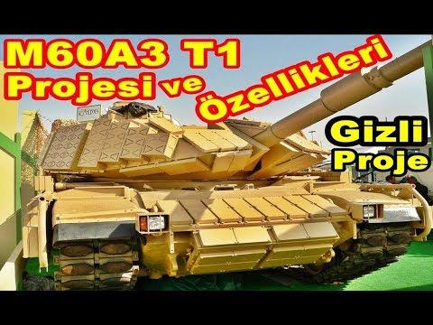 M60A3-T1 Projesi. TSK'Nın Tankları Modernize Ediliyor 2018-2025