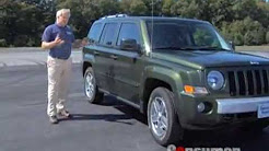 2008-2010 Jeep Patriot Review | Consumer Reports