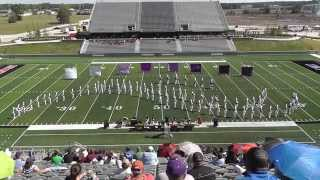 Dayton High School Band 2015 - UIL 5A Area F Marching Contest