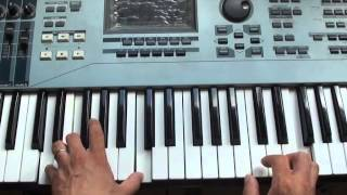How to play O on piano by Coldplay - Piano Tutorial