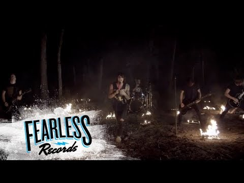 Blessthefall - You Wear A Crown But You