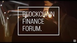 EXANTE's Executive Director Anatoliy Knyazev at the Blockchain Finance Forum 2019 in Vienna