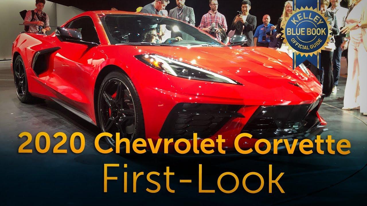 2020 Chevrolet Corvette Stingray First Look