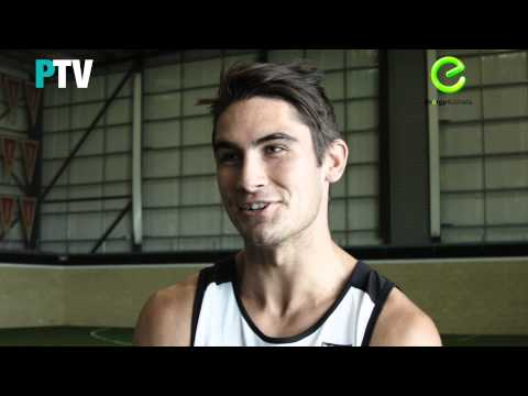 Chad Wingard talks about being hypnotised