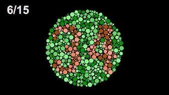 Farbfehlsichtigkeit (farbenblindheit) Test - www.farbfehlsichtigkeit.com