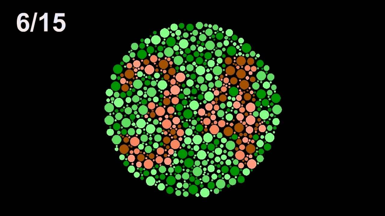 Farbenblinde