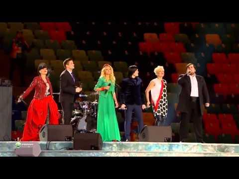 Открытие Олимпиады в Сочи 2014 (Голос)