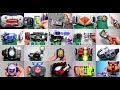 2nd Kamen Rider FINAL Form G3- X - Cross- Z Magma V1仮面ライダー ファイナルフォーム オールライダー クローズマグマ DX 変身-