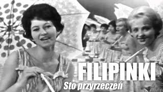 Filipinki - Pity pity. Pierwszy oryginalny teledysk, 1963 r.