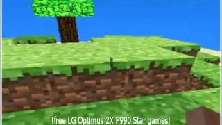 LG Optimus 2X P990 Star: Free Games!