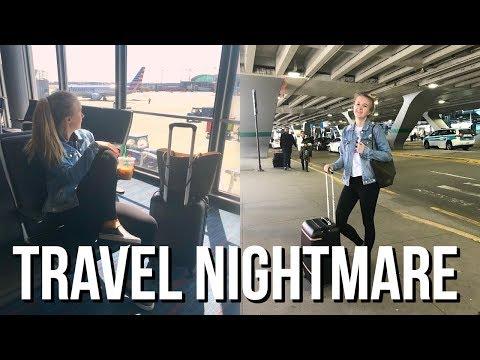 STORYTIME: WE MISSED OUR FLIGHT   NYC Vlog