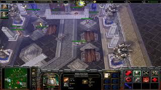 Реалистичная смена дня и ночи в Warcraft 3