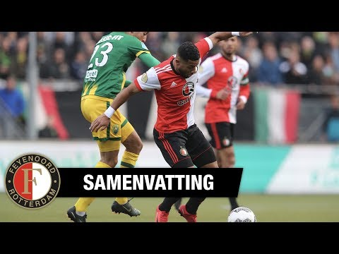 Samenvatting | ADO Den Haag - Feyenoord 2017-2018