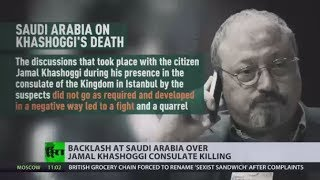 Saudis admit missing journalist Khashoggi died in accidental 'fistfight' inside consulate