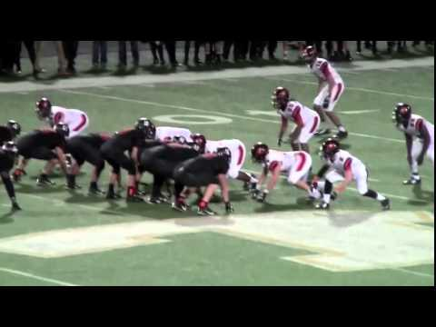 Highlights - Gilmer Buckeyes vs Gladewater Bears - Nov 28, 2014