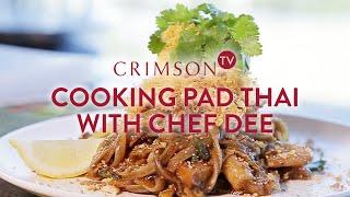 Crimson TV Episode 1: Cooking Pad Thai