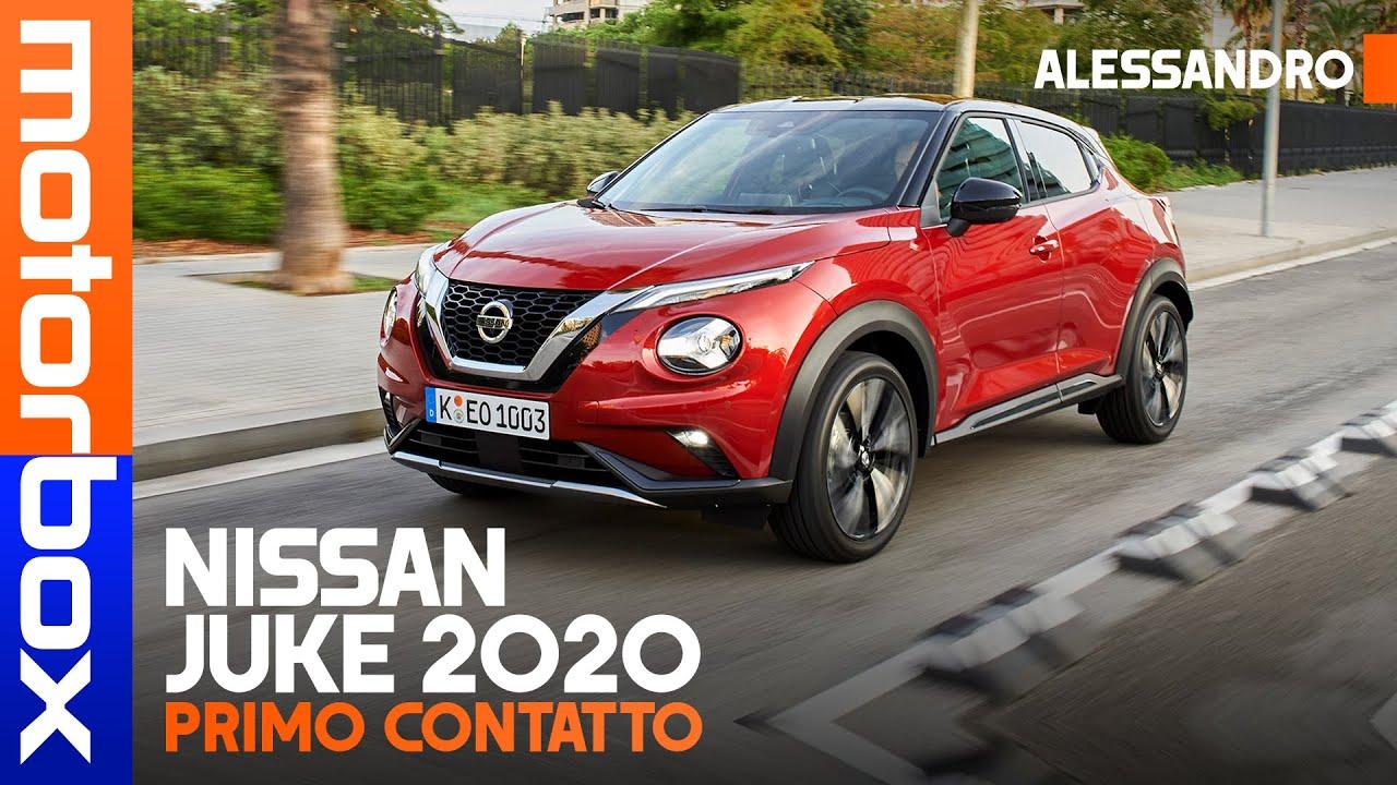 Nuova Nissan Juke Pregi E Difetti Del Crossover Giapponese Youtube
