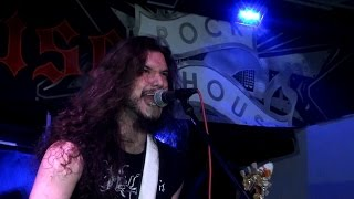WOSLOM - Evolustruction  (live in Moscow, 08.10.2013)