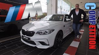 Is the 2019 BMW M2 Competition the PERFECT M Car ? - Road Test Review