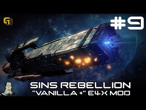"""Let's Play Enhanced 4X : """"Vanilla +"""" Sins Of A Solar Empire Rebellion. Ep 9"""