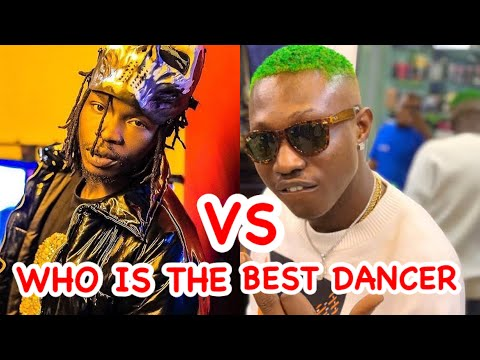Naira marley VS Zlatan ibile, WHO IS THE BEST DANCER #marlians #zanku #tesumole