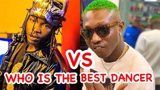 Naira marley VS Zlatan ibile WHO IS THE BEST DANCER marlians zanku tesumole