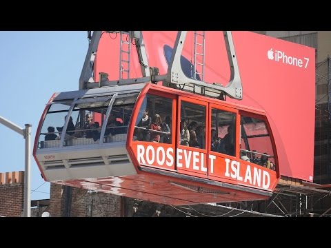 Roosevelt Island Aerial Tramway, New York City