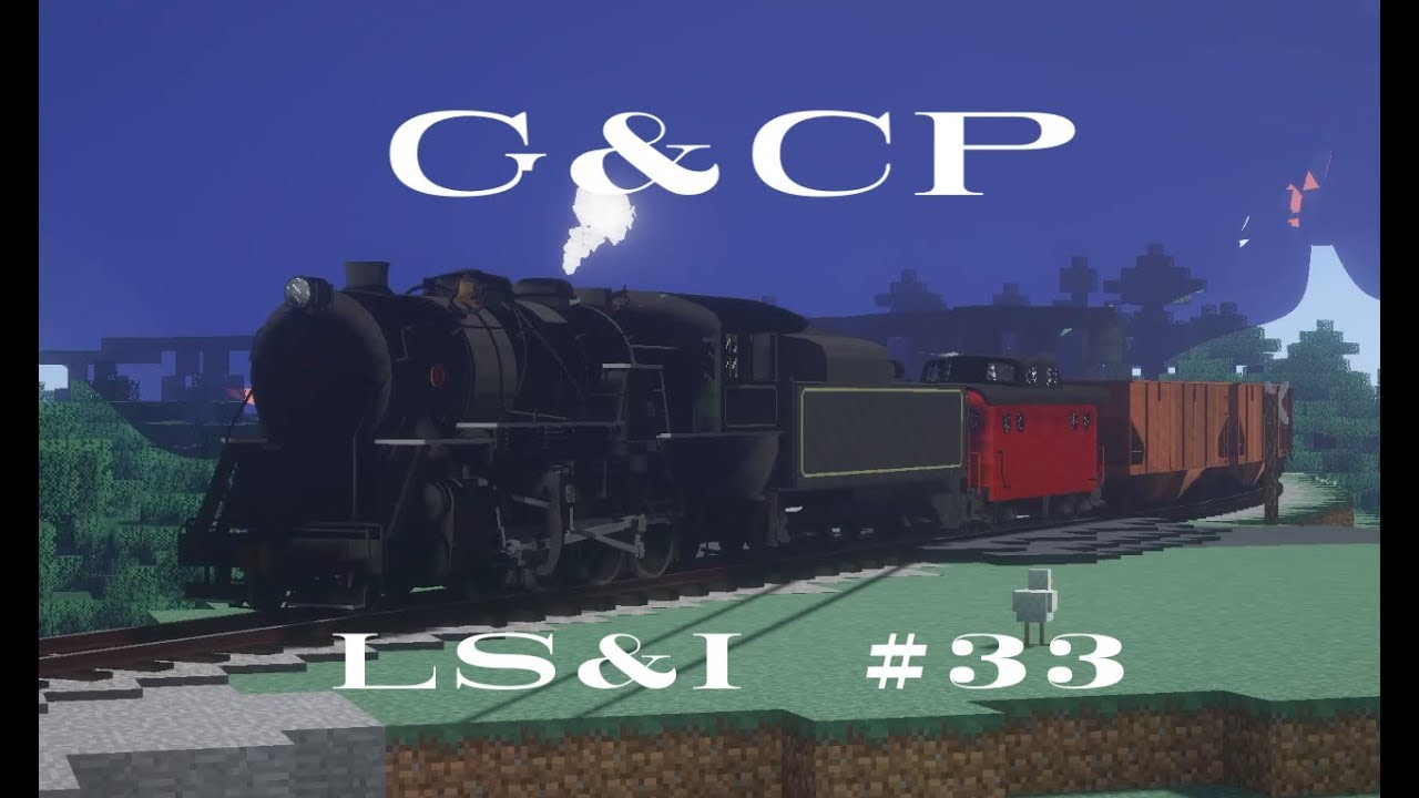 Immersive Railroading: LS&I 2-8-0 Consolidation #33 Empty Hopper Transfer