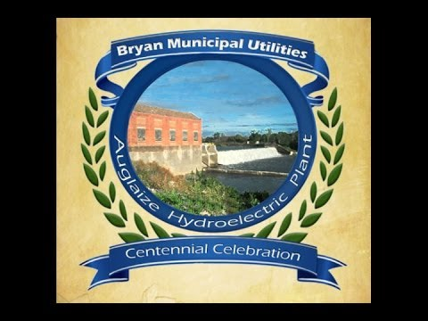 Auglaize Hydro Dam Centennial Celebration Video