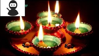 Awesome Deepak Stand to Lightup Your House on Diwali | DIY Home Decor New 2018