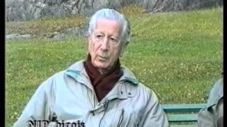 vēsturnieks Uldis Ģērmanis - esam liela vai maza tauta? intervijas fragments, 1997, Stokholma