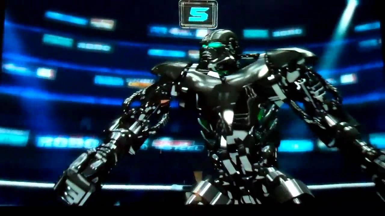 real steel prodigy4.0 vs zeus - youtube