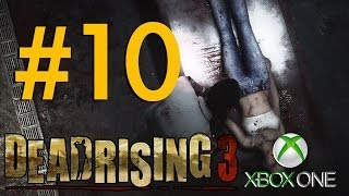 【Xbox One】Dead Rising 3 #10 大J超人vs變態醫生!