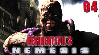 Resident Evil 3: Nemesis - Walkthrough Part 4: The Restless Dead