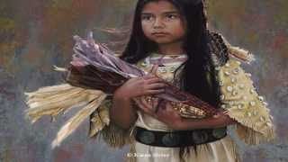 Download Native American Music - Paradise Lost - Ambra MP3 song and Music Video