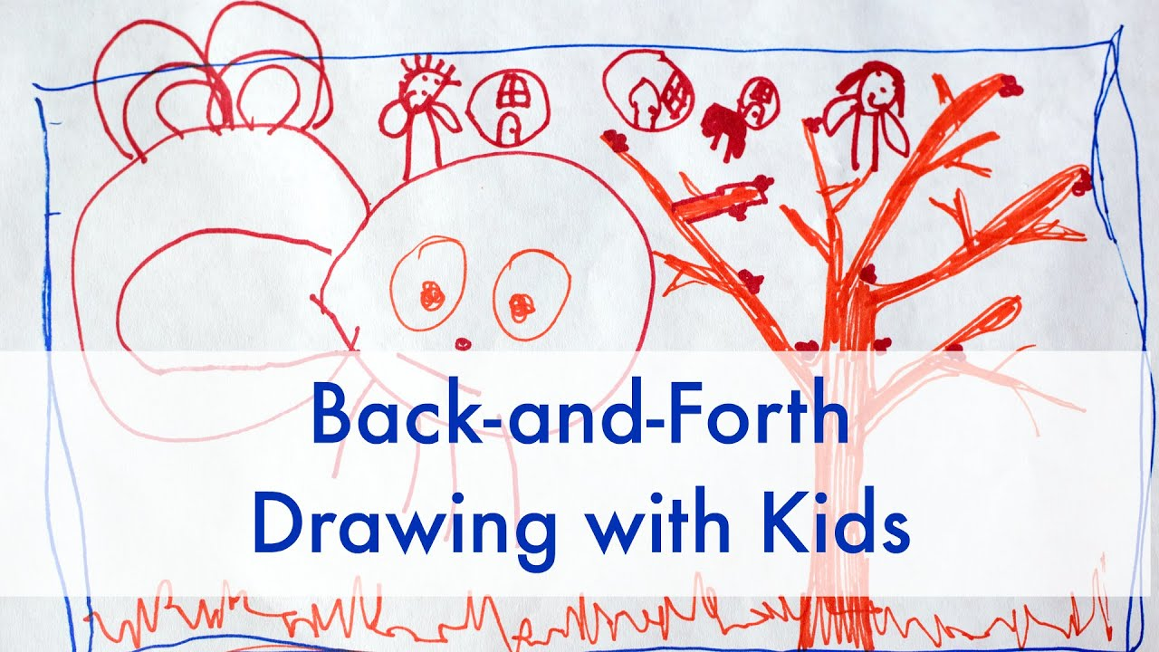 It is a picture of Striking Back To Back Drawing Game Pictures