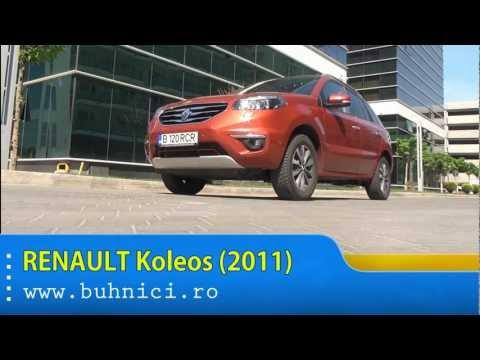 www.buhnici.ro - Renault Koleos 2011