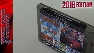 The All New 196 in 1 Sega Retro Collection Cardridge !!