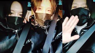 210119 SHINee Taemin last black hair VLIVE/샤이니 태민 브이라이브 &quo…