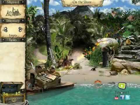 Marlo ile Adventures of Robinson Crusoe Oynuyoruz | Bölüm #2-1 Island Of Despair |