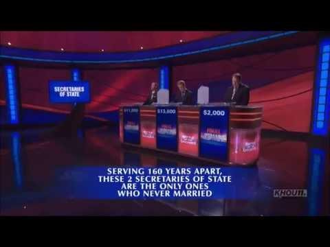 Final Jeopardy Brad Rutter Wins Battle of the Decades