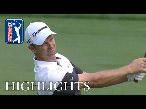 Justin Rose's Round 3 highlights from HSBC Champions 2018