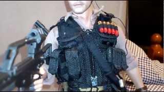 Custom 1/6 Scale U.s. Marshall Or Texas Ranger.