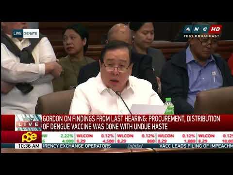 Aquino on dengue vaccine mess: Govt should allay, not raise, public fears