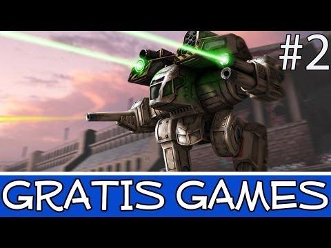 VINCENT ALS ROBOT - GRATIS GAMES #2