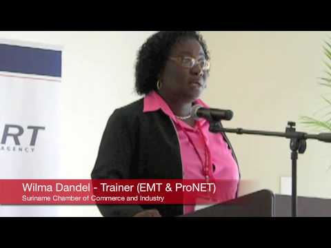 Export Marketing Training - Trainer Testimonial