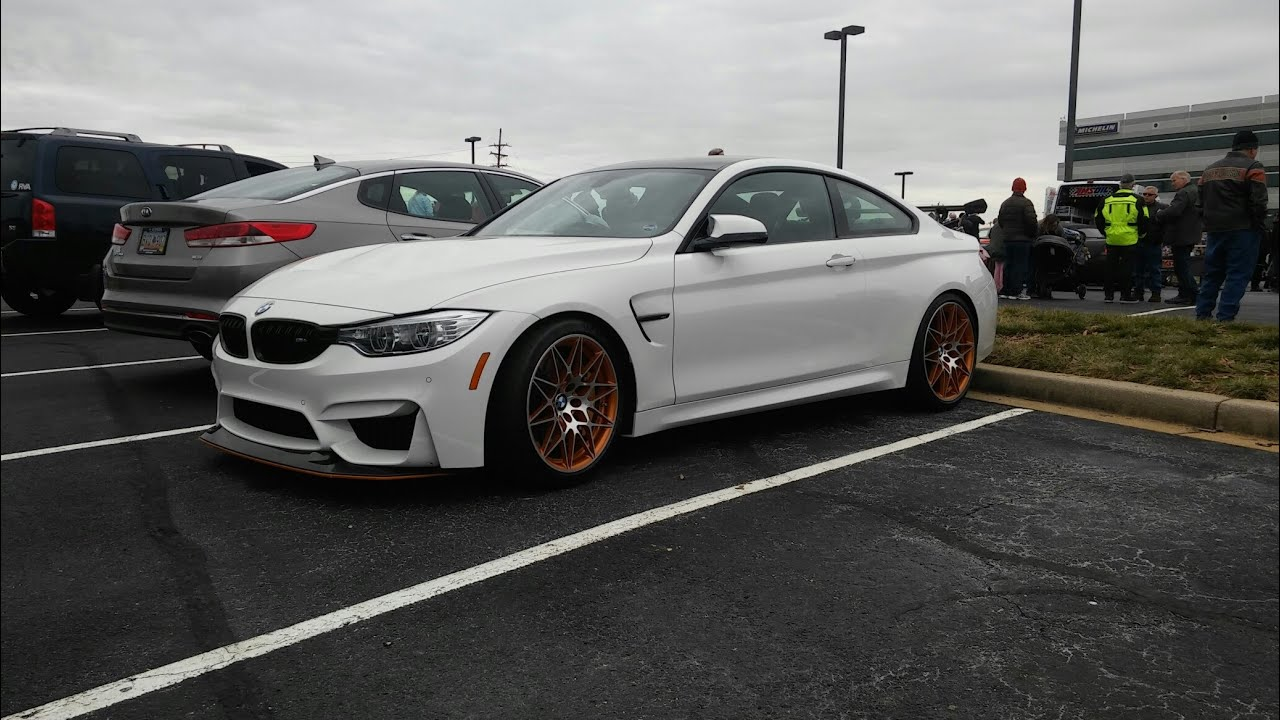 Cars and Coffee of the Upstate - YouTube