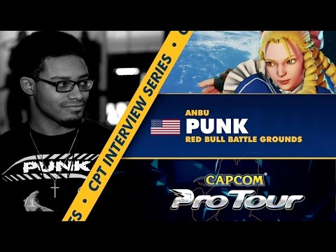 SFV: CPT Interview Series - Punk (Red Bull Battle Grounds)