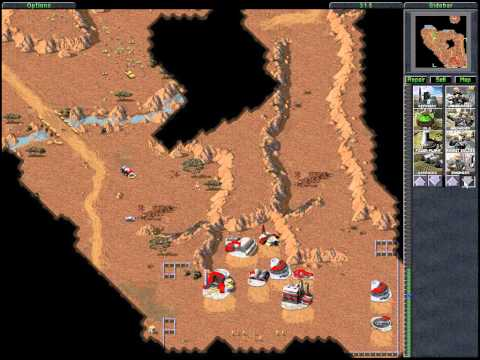 Command & Conquer / NOD Campaign - Mission 7(EC) - Central African Republic