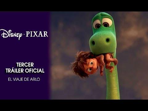 El viaje de Arlo, descubre esta nueva y sorprendente película infantil